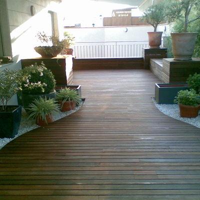 Vista 2 de terraza