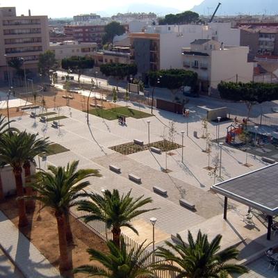Remodelación Plaza de la Libertad