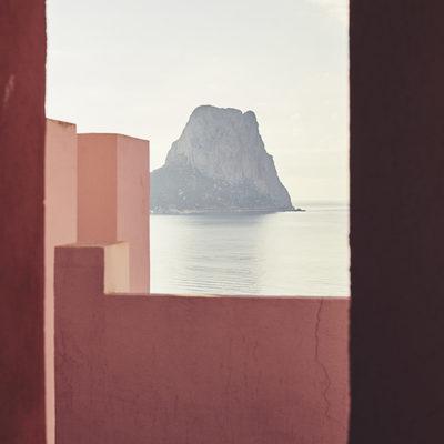 Vista al Mediterráneo