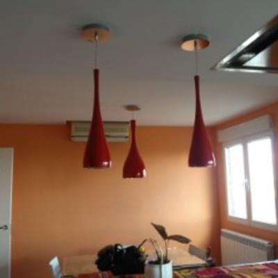 Reforma de Cocina  calle Pastora Imperio