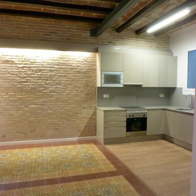 2012 Rehabilitación de vivienda de 60 m2.