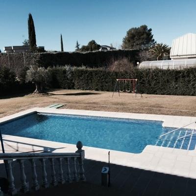 Piscinas dama madrid - Construccion piscinas paso paso ...