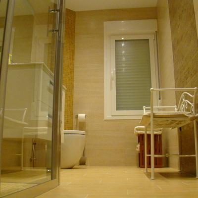 Reforma de un baño modernizado