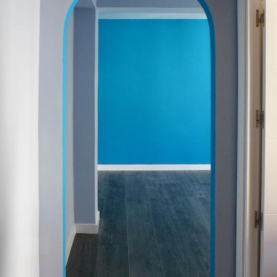 Salón Verde o Azul en Portazgo