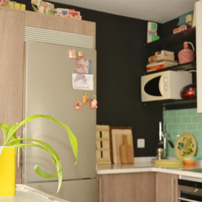 Descubre la reforma de una vivienda estilo vintage en Burlada
