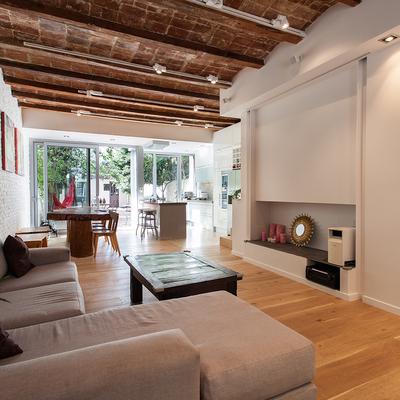 Reforma integral de una vivienda con carácter y personalidad