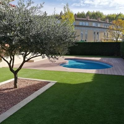 Diseño jardín Olot