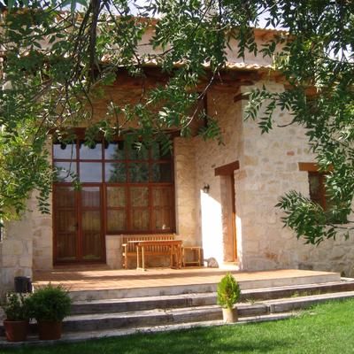Proyecto y dirección de obras de vivienda unifamiliar, en Huerta (Segovia).