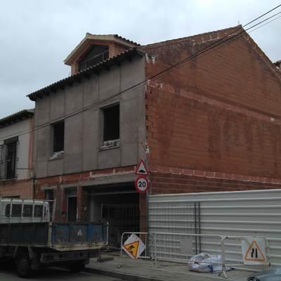Proyecto de vivienda unifamiliar en Manzanares Ciudad Real