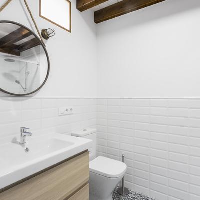 Vista do cuarto de baño