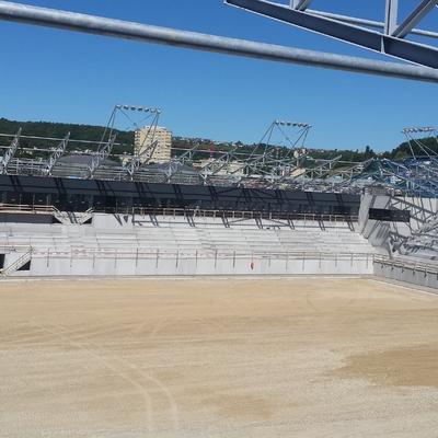 Estadio de fútbol de Schafaussen