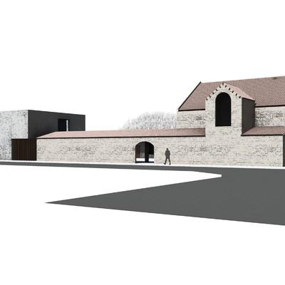 Centro Cultural en la Helios