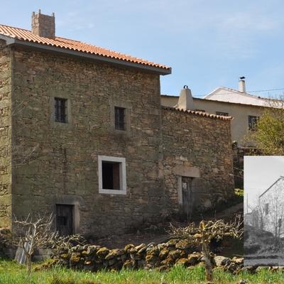 Un nuevo hogar respetando la construcción original