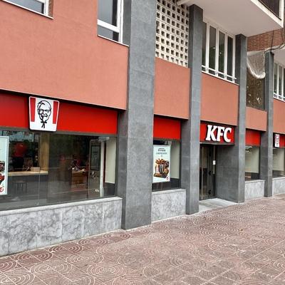 KFC AVENIDA MERIDIANA 348