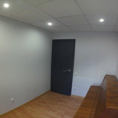 Formación de sala de ensayo en vivienda particular