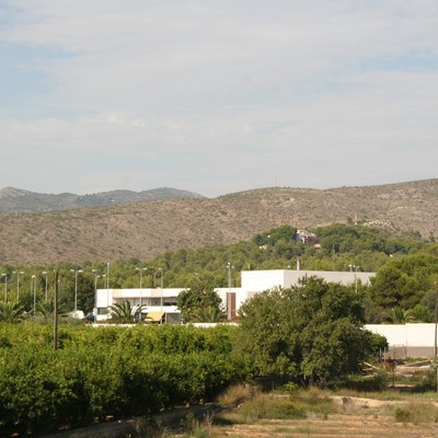 Cementerio Nuevo de Castellón