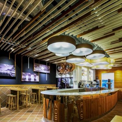 Reforma de un local comercial convertido en Bar de Tapas (La Coruña)