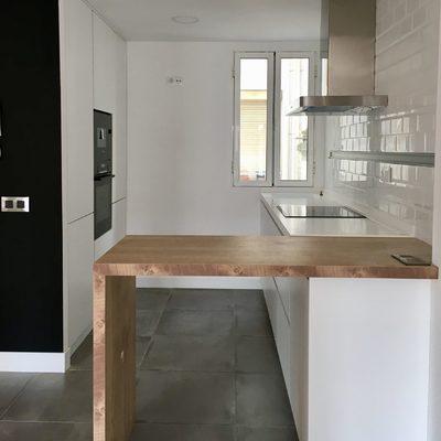 Reforma Integral 80 m2 en Barrio Salamanca