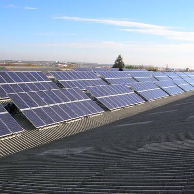 Instalación fotovoltaica conectada a red