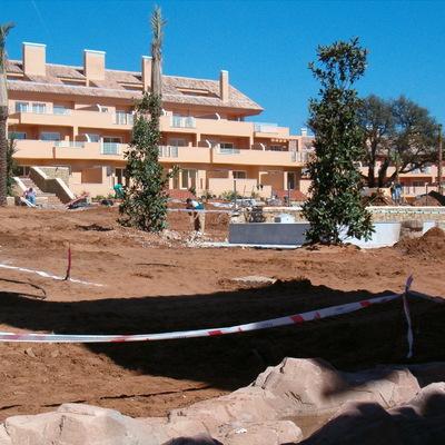 Dirección y project management de proyecto de urbanización en Marbella