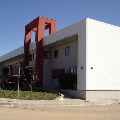 Rehabilitación y reforma de un parque de bomberos de la generalitat de catalunya