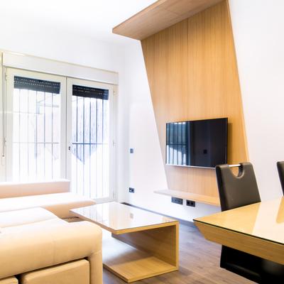 Una vivienda moderna y de diseño