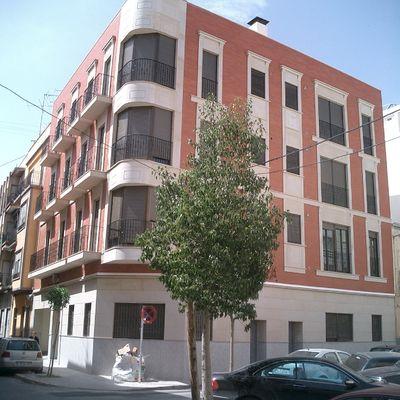 Edificio viviendas alto standing, Elche