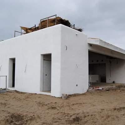 Construcción Chiringuito en Marbella