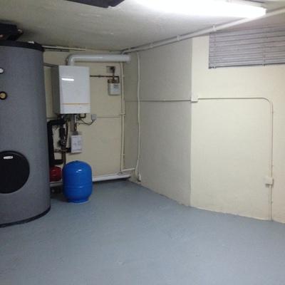 Transformación sala de calderas comunitaria de gasoil a gas natural