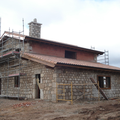 Vivienda unifamiliar en Villadiego