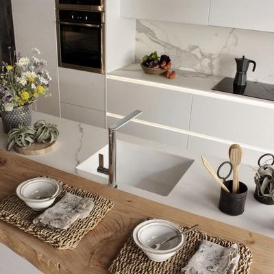 Cocina de diseño estilo nórdico