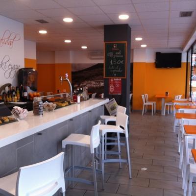 Panadería - Cafeteria en Madrid