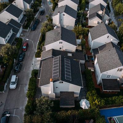 Instalación fotovoltaica 4.3 kWp en Villanueva de la Cañada - LUMIO