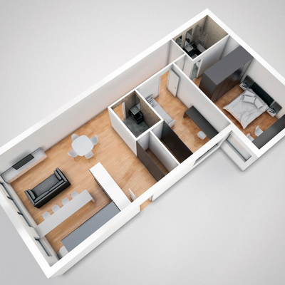 Proyecto de diseño para reforma integral de vivienda
