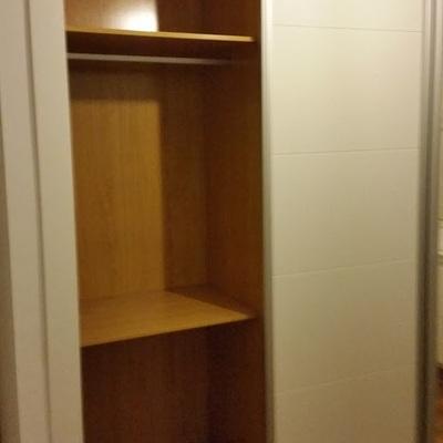 Ejecucion de un armario empotrado en Madrid