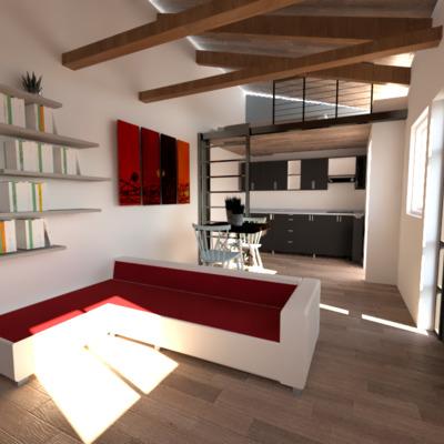Reforma vivienda planta baja Fuencarral