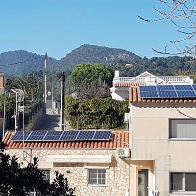 INSTALACION ENERGIA SOLAR FOTOVOLTAICA AUTOCONSUMO 6,2 KWp