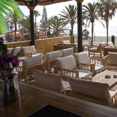 Restaurante coco bambú