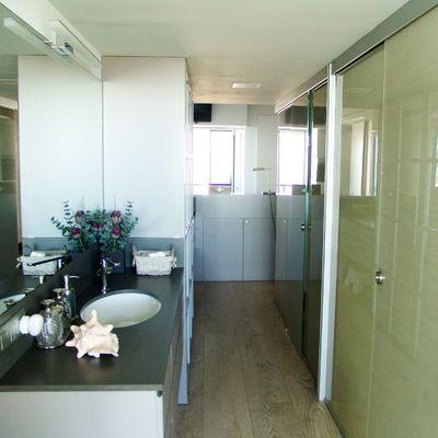 Vista transversal dormitorios