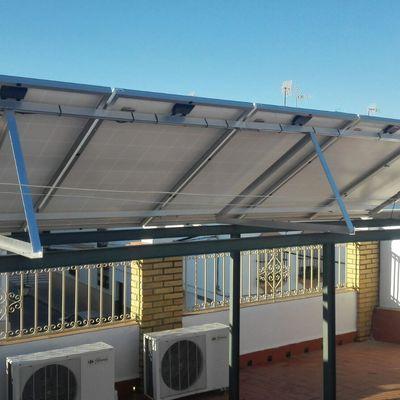 Instalación solar fotovoltaica autoconsumo de 1,86 kWp