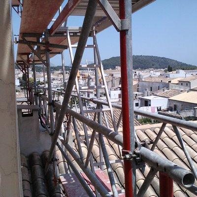 Lateral / construcción especial, en Mallorca
