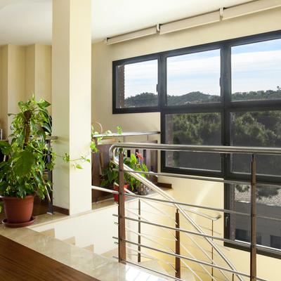 Vistas ventanas interior