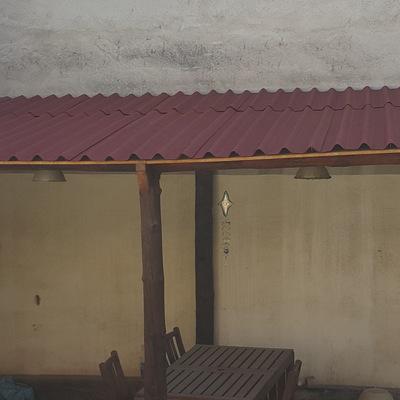 Reforma de tejado en pergola