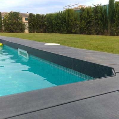 visual desde piscina obra finalizada