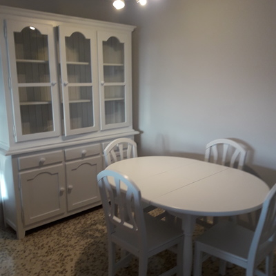 Quitar gotelė y pintar muebles