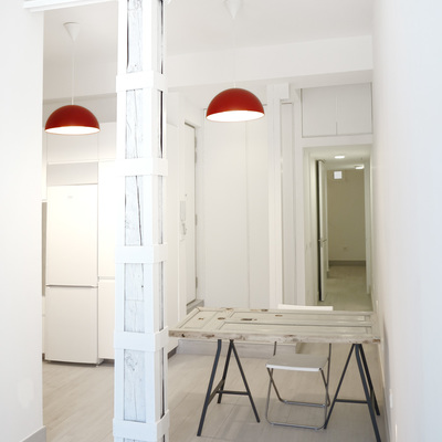 Vivienda CR, Madrid