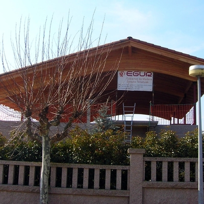 VIVIENDA EN ESTIBALIZ, ALAVA.