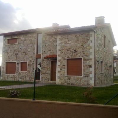 Construcción vivienda en ouces Sada ( La Coruña )