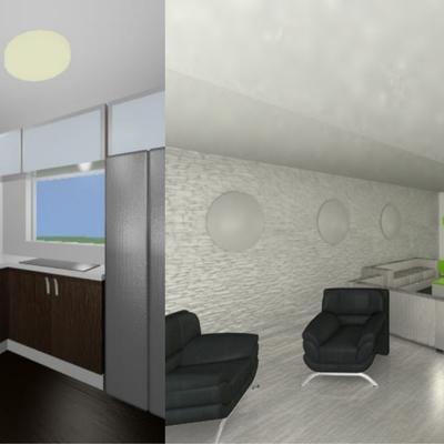 Reformas de viviendas, oficinas e infografias 3D