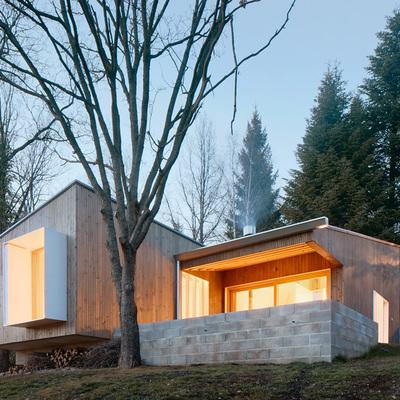 Vivienda entramado ligero de madera con criterios Passivhaus (1)